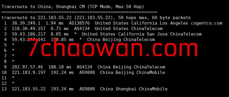 "moecloud:洛杉矶1Gbps带宽的cn2 gia VPS简单测评,原生IP,解锁""奈飞Netflix"",性价比较高"