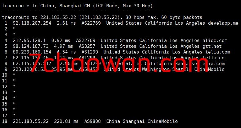 "onetechcloud:26元/月,cn2 gia VPS,KVM/512M内存/1核/10gSSD/600g流量;送上""测评数据""供参考"